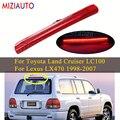 LED High Mount Dritte Bremsleuchte Für Toyota Land Cruiser LC100 Für Lexus LX470 1998-2002 2003 2004 2005 2006 2007 auto Schwanz Lampe