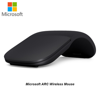 Microsoft Surface Arc Touch Bluetooth Mouse Arc Blueshin Technology Creative Folding Touch Mouse Laptop Foldable Mouse Bluetooth