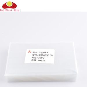 Image 4 - 50 ชิ้น/ล็อต OCA กาวใสกาวสำหรับ Samsung Galaxy A10 A20 A30 A40 A50 A60 A70 A80 A90 M10 M20 m30 M40 M50 OCA กาว