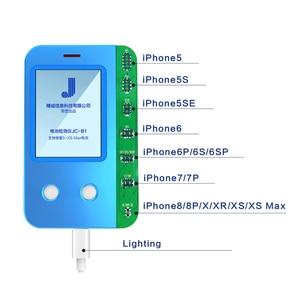 Image 2 - JC B1 Battery Testing Box Battery Repair Testing Programmer box For iPhone 5/6/6s/7/8/X XS XS MAX XR