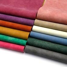A4 размер сплошной цвет скраб искусственная кожа, материалы для ручных поделок для изготовления домашних мероприятий Сумочка, 1Yc8077