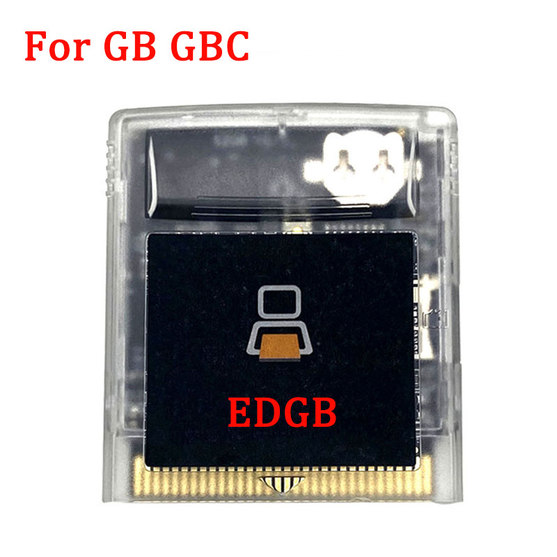 New EZ-FLASH Junior <font><b>Game</b></font> Cartridge Card for GB GBC <font><b>Game</b></font> Console Custom EDGB <font><b>Game</b></font> Cartridge Card for <font><b>Gameboy</b></font> DMG GBO GB GBC image