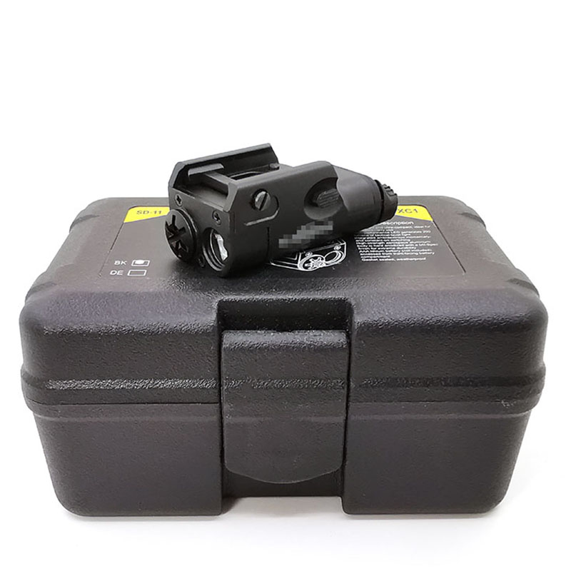 SOTAC-GEAR SF XC1 Tactical Weapon Light Compact Pistol Flashlight LED Airsoft Used For GLOCK Softair Wapens