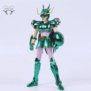 Image 1 - COMIC CLUB INSTOCK GreatToys Great toys EX bronze Saint dragon Shiryu V1 metal armor Myth Cloth Action Figure