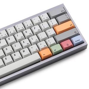 Image 4 - XDA Мел брелки PBT Due subbed 75 ключ для mx механическая клавиатура подходит TADA68 GK64 Porker GH60 DZ60