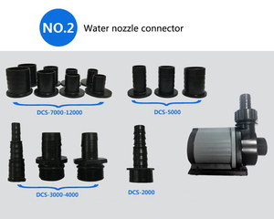 Image 3 - Jebao Jecod DCS Series Aquarium Fish Tank Remote Adjustable Sump Return Water Pump DCS 2000 12000 L/H