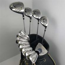 Novo 525 clubes de golfe honma bezeal 525 conjunto completo honma golf driver. madeira. ferros. putter grafite eixo golfe (sem saco) frete grátis