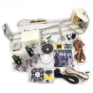 Image 2 - Комплект крановых машин, DIY игрушечный комплект крановых машин с подъемной игровой печатной платой, монетоприемником, кнопками, жгутом. И т. Д. Для крана