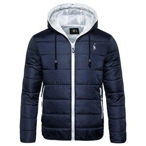 2019 New Waterproof Winter Jacket Men Ho
