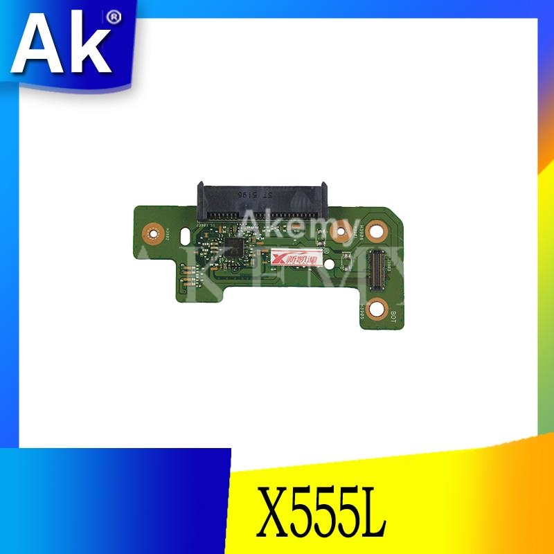 Original For Asus X555L X555LD Laptop HDD Hard Disk Drive Board X555LD REV:2.0 3.1 3.3 3.6 Version 100% Tested Fast Ship