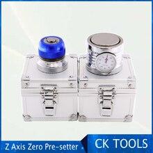 Gratis verzending Nieuwe Z Axis Zero Pre setter Tool Setter voor CNC Router 50 +/ 0.005mm optische pre setter