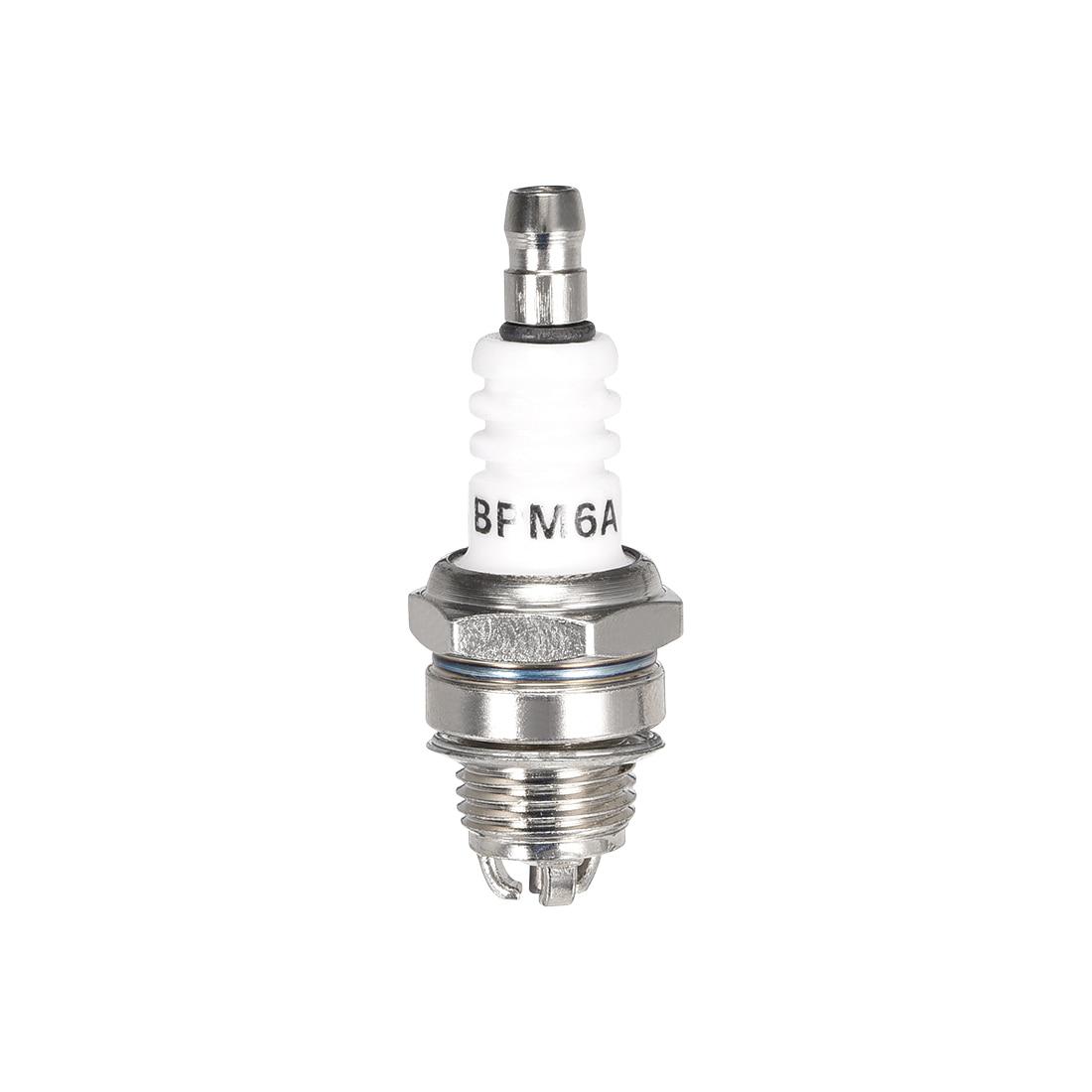 Uxcell Bpm6a Spark Plug 3 Electrode For Generator