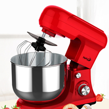 Blender Mixer Cream Motor Egg-Whisk Food-Stand Kitchen Bowl Stainless-Steel 6-Speed Mute