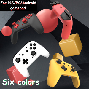 Cute is justice cute gamepad for NS Switch Pro Bluetooth Game Controller For Nintendo Switch Wireless Gamepad For PC For Android