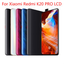 100% New original AMOLED LCD display for Xiaomi Redmi K20 PRO display Touch screen frame assembly for Xiaomi Mi9T PRO LCD screen wholesale new laptop a1707 lcd led screen for macbook pro pro 15 4 a1707 lcd display screen panel late 2016 mid 2017 year