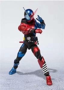 Image 4 - Japan Anime Shf 20 Anniversary Masked Rider Bouwen Action Figure Konijn Tank Beweegbare Kamen Wd Model Speelgoed