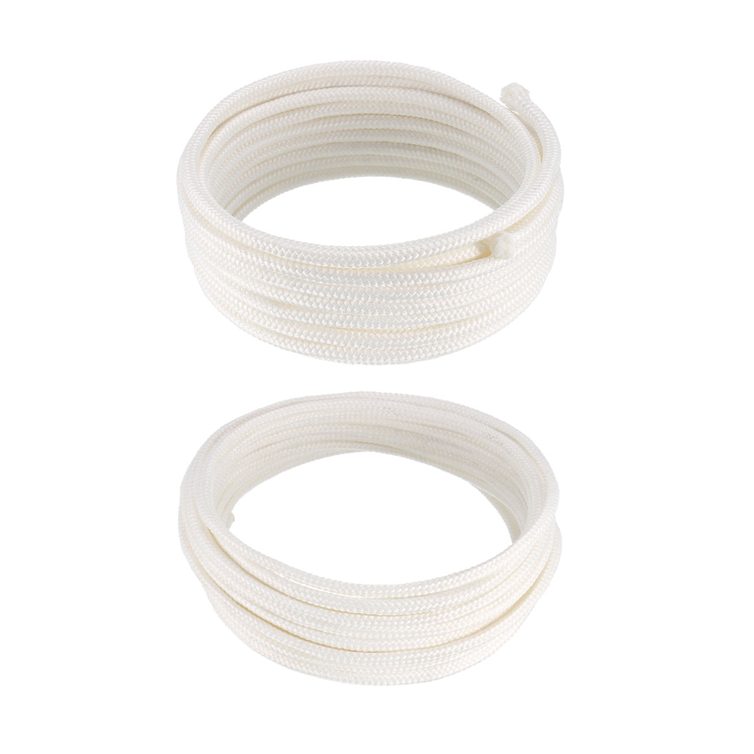 Uxcell 1-5Pcs Recoil Starter Rope 3.5-6mm Dia 1.3-1.6m Nylon Pull Cord For LawnMower Trimmer Chainsaw Engine Part