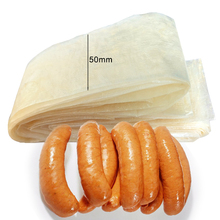 5pc Sausage Packing Hot Dog Casing for Sausages BBQ Grilled Sausage Salami Meat Filling
