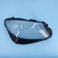Yapılan Mercedes BENZ için W213-yeni stil (16-17 yıl) far kapağı cam kabuk