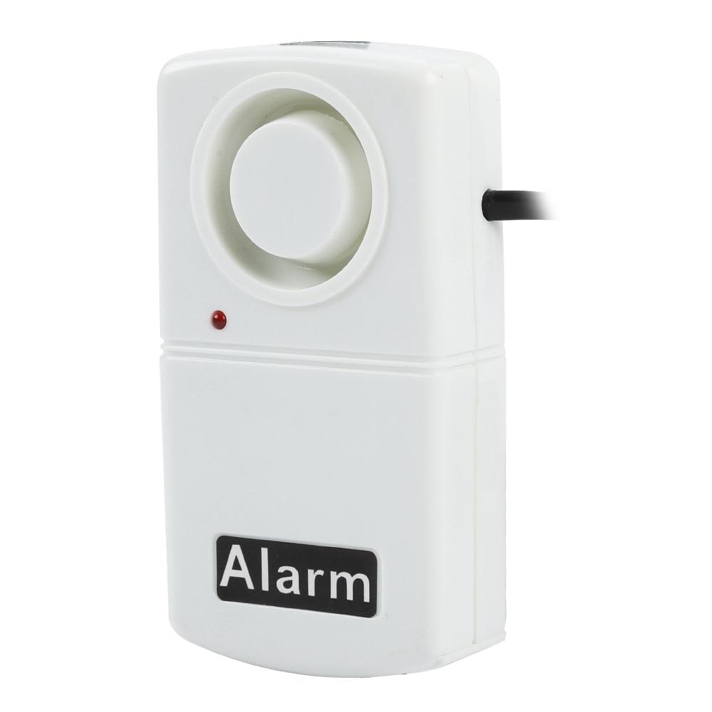 Power Failure Alarm LED Indicator Siren Alarm Smart Automatic Power Cut Failure Outage Alarms Warning Siren 120db CN Plug