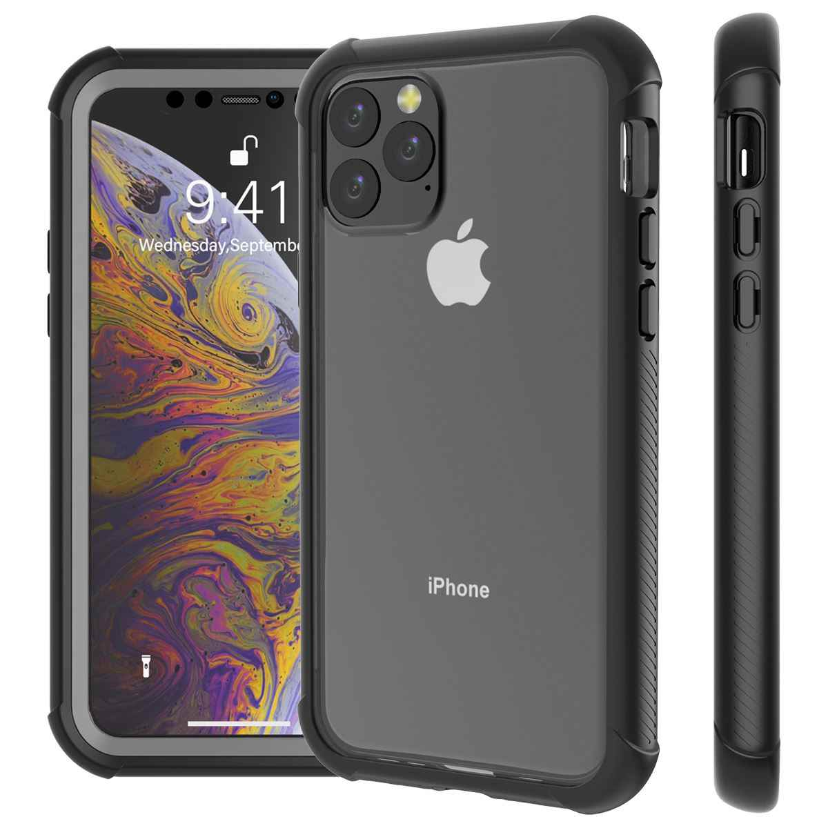 Shockproof Case For iPhone 11/ 11 Pro/ 11 Pro Max Cover 360 Degree ...