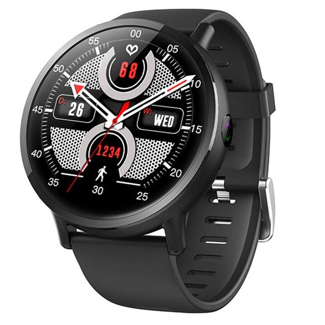 Fitness Tracker IP67 Waterproof  Wifi GPS Smartwatch 1