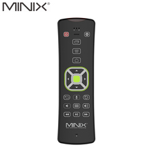 MINIX NEO A3 Backlit Version Wireless Air Mouse with Voice Input QWERTY Keyboard Six Axis Gyroscope Remot for MINIX Smart TV Box