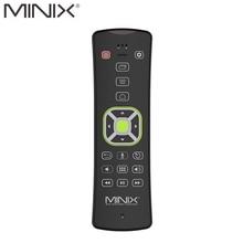 MINIX NEO A3 arkadan aydınlatmalı sürüm kablosuz hava fare ses girişi ile QWERTY klavye altı eksenli jiroskop uzaktan MINIX akıllı tv kutusu