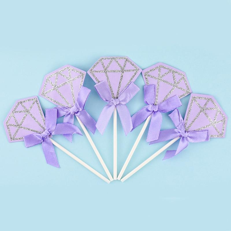 钻石-紫色