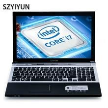 15.6 Inch Intel Core i7-5500U Laptop 8G Windows 7 Working Notebook PC Computer w