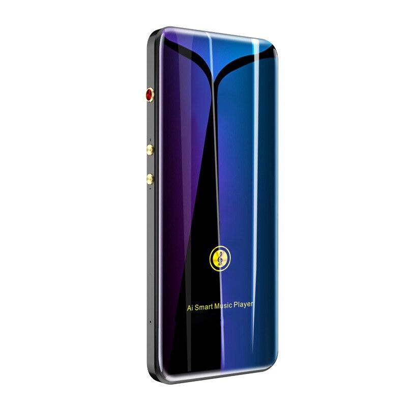 MP3 MP4 Bluetooth WIFI 3.5 Inch FullContact Screen Walkman MP5 E-Book Music Player with 8GB Memory Capacity