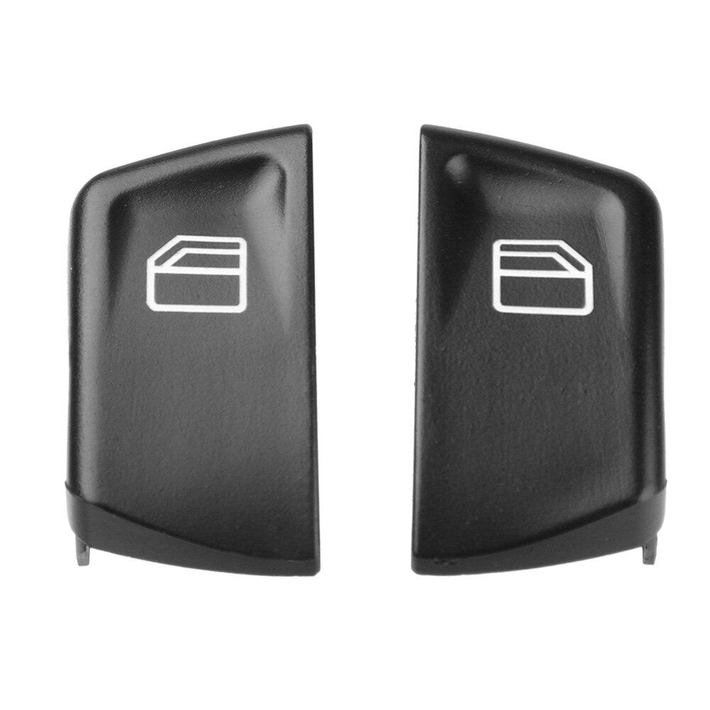 1 pair Black Window Console Control Power Switch Push Buttons L R Mercedes Vito W639 2003-2015 Sprinter MK2 W906 2005-2015