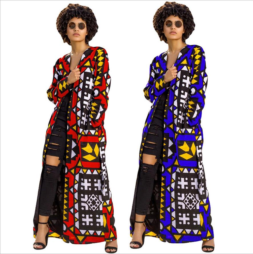 2018 African Dresses For Women Dashiki Dresses Bazin Riche Traditional African Clothing