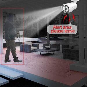Image 3 - MISECU Ai système intelligent 5MP 16CH POE CCTV sécurité NVR Kit humain/visage détecter système de Surveillance de caméra IP extérieur Audio bidirectionnel