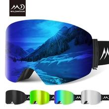 WILDMTAIN Ski Goggles Anti-fog UV400 Protection Premium Snow Men Women Youth Winter Sports Snowboard Gafas