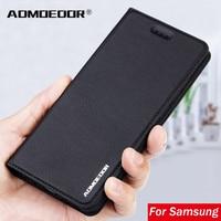 Samsung Galaxy A52 A72 A10 A20 A30 A40 A50 A32 A70 A12 A20e A02S A71 A51 A41 A42 A31 A01 A11 A21s de cuero de la cubierta de los casos