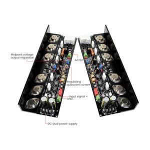Image 2 - AIYIMA 2 個 KSA50 MJ15024G/MJ15025G + MJE15034/MJE15035 ハイファイ発熱ハイパワー 250 ワット * 2 純粋なクラス AB アンプボード