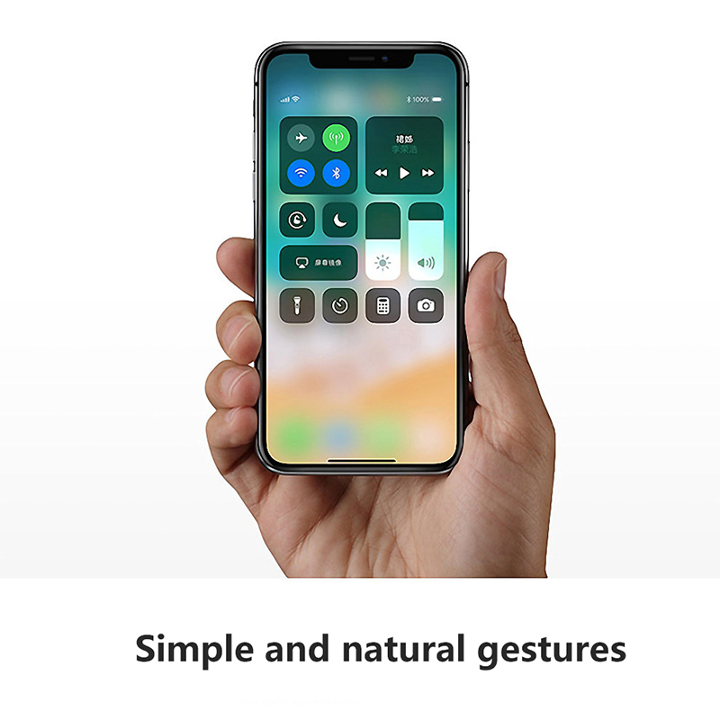 Original Used Unlocked Apple iPhone X Cell phones Face ID 5.8'' IOS 64/256GB ROM 4G LTE Rear Dual Cameras Full Screen Smartphone