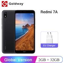 """Глобальная версия Xiaomi Redmi 7A 7 2 Гб оперативной памяти, 32 Гб встроенной памяти, мобильный телефон 5,4"""" Snapdargon 439 Octa core 4000 мАч Батарея 12MP Камера смартфон"""