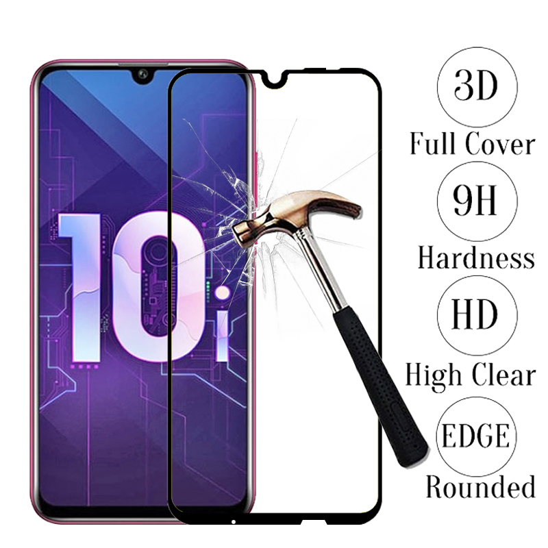 For Huawei Honor 10i Tempered Glass Protective Glas Safety Film Screen Protector On Honor 10 Lite Honer 10i 10 i Light HRY-LX1T image