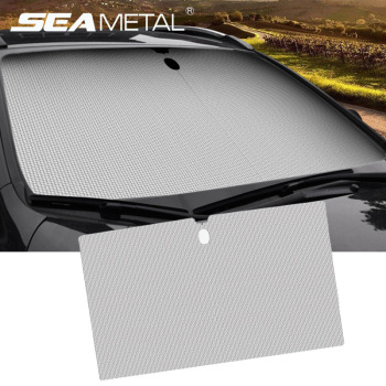 Car Sunshade Front Window Sun Shade Cover Universal For SUV Sedan Hatchback MPV Window Windshield Auto Sunshades Accessories