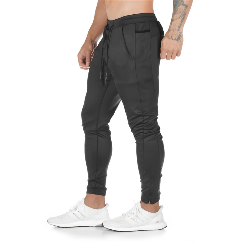 Casual Stretch Quick-Drying Sports Pants Mens Running Jogger,Fit Solid Sweatpant Workout Running Gym Trousers