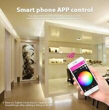 G светодиодный opto zigbee контроллер Мини Смарт ТВ светодиодные