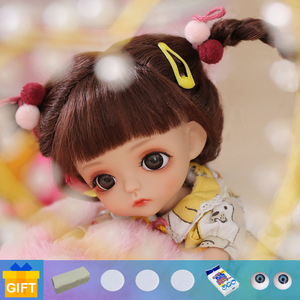 Lati Yellow S.belle 1/8 Doll BJD Resin dolls fullset complete professional makeup Toy Gifts movable joint doll