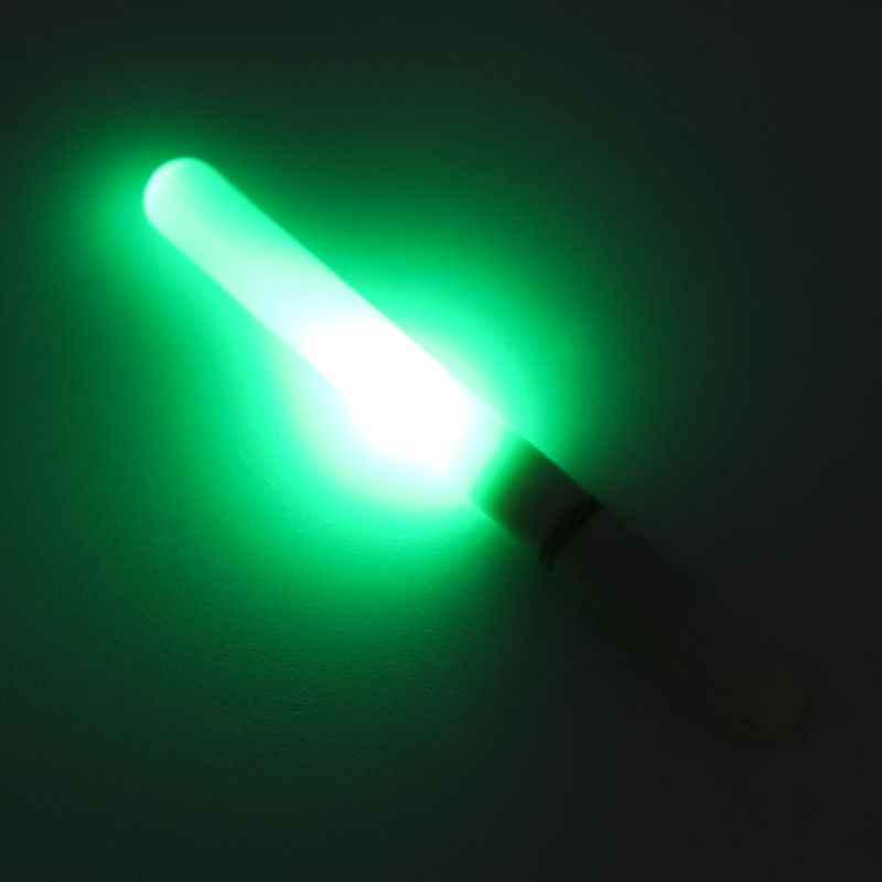 Fishing Electronic Rod Night Luminous Stick Light Removable Float H5E9