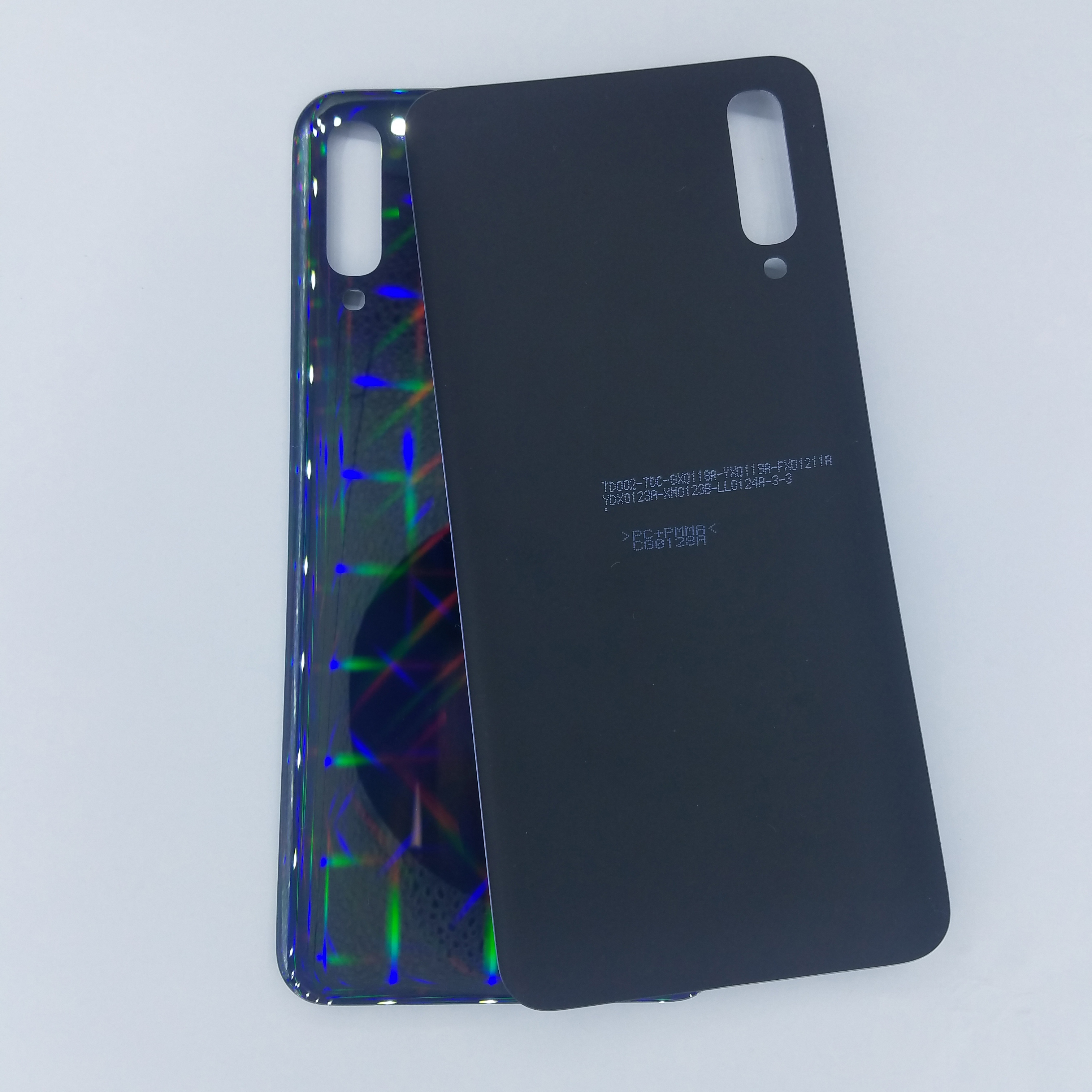 For Samsung Galaxy A50 A505 A505F A505FN A505FM A505GN Original Phone Case Back Panel Housing Rear Battery Cover With Adhesive|Mobile Phone Housings & Frames|   - AliExpress