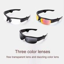 Костной проводимости bluetooth гарнитура Солнцезащитные очки