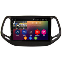 10.1 IPS WIFI 4G DSP Carplay Android 8 Octa Core 4GB RAM 64GB ROM Car DVD Player Radio GPS Glonass For Jeep Commander 2016 2018
