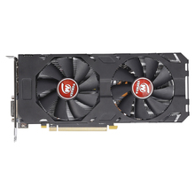 גרפיקה כרטיס 100% חדש Radeon rx 470 8GB 256bit GDDR5 PCI  Ex16 3.0 D5 מחשב משחקי וידאו כרטיס תואם rx 570 8gb