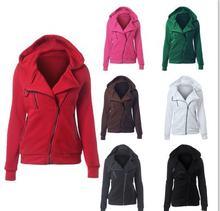 Куртка Модный свитшот Женский с капюшоном женские зимние топы